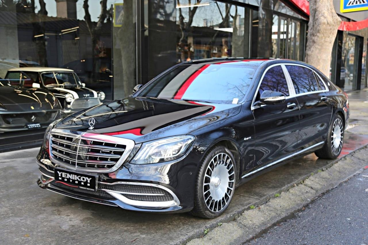 MERCEDES/Maybach S 450 4 MATIC